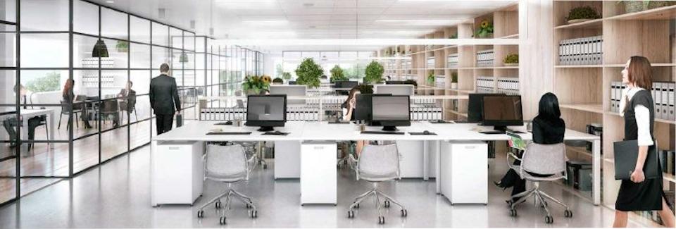 Oficinas Muebles Sillas